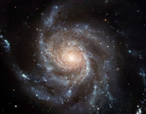Pinwheel Galaxy. Image: European Space Agency & NASA